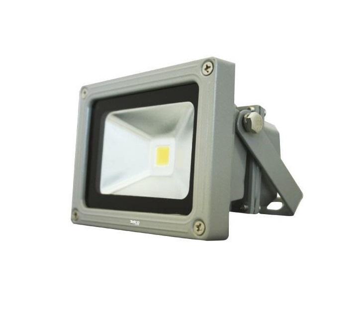 Προβολέας Engineering Cob LED (20W) με Θερμό Φώς (Γκρί) ηλεκτρολογικός εξοπλισμός