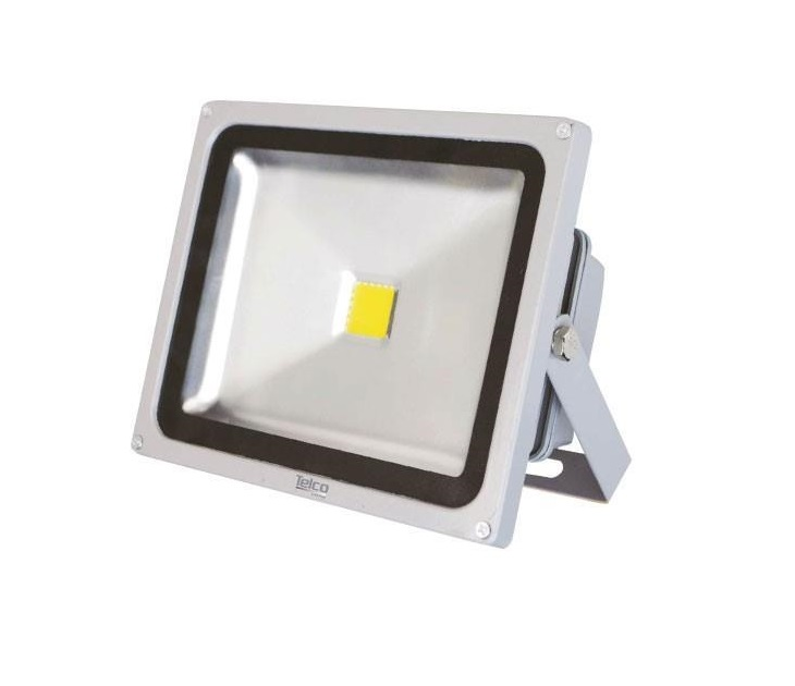 Προβολέας Engineering Cob LED (30W) με Θερμό Φώς (Γκρί) ηλεκτρολογικός εξοπλισμός