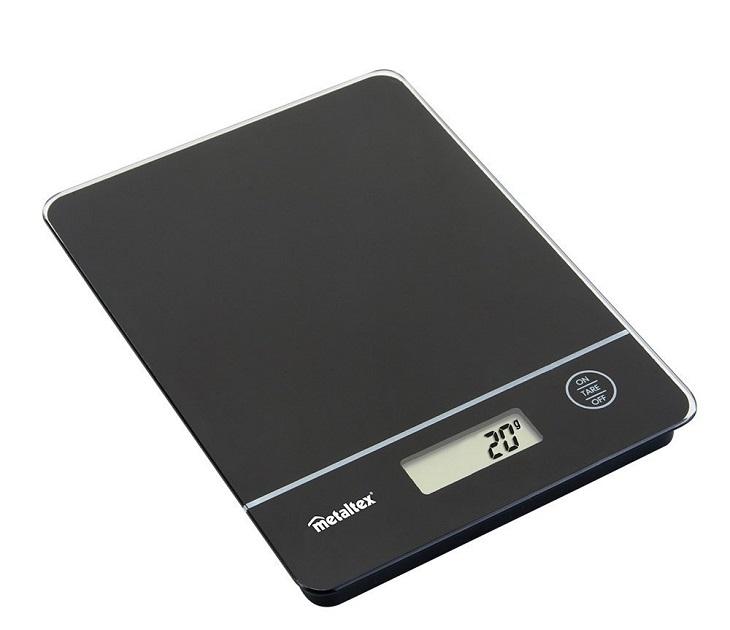 Ηλεκτρονική Ζυγαριά Κουζίνας Metaltex (5kg) ζυγαριές κουζίνας