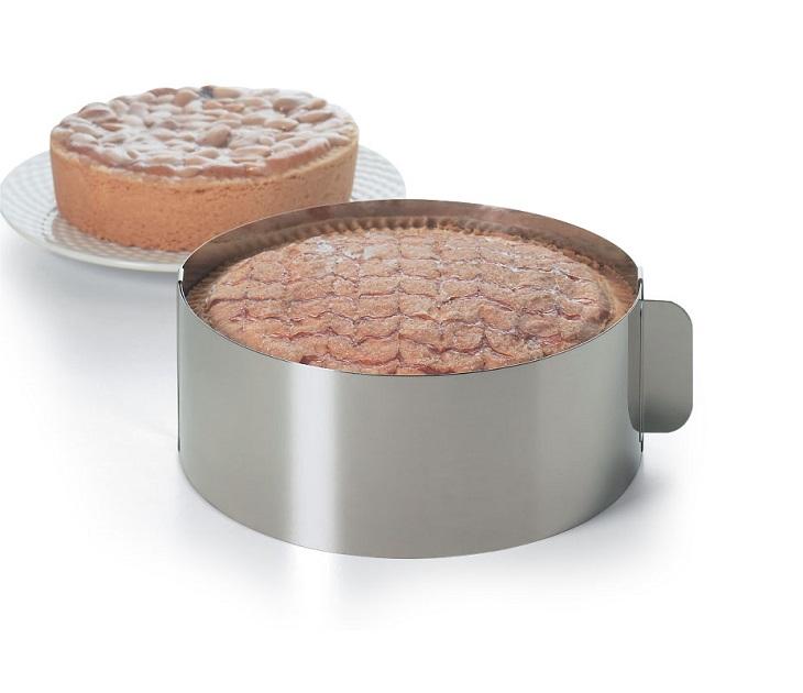 Τσέρκι Ζαχαροπλαστικής Στρογγυλό Πτυσσόμενο Veltihome τσέρκια   κουπ πατ