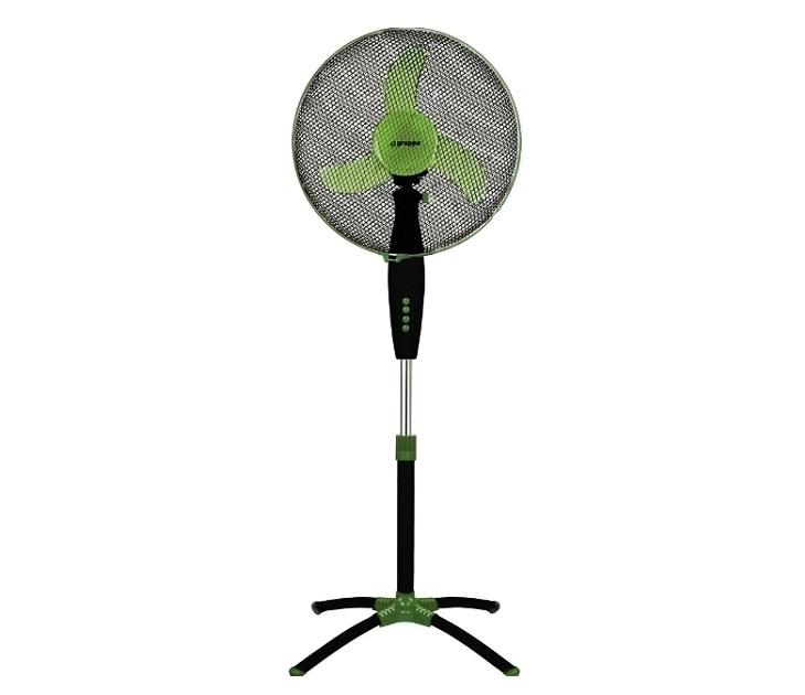 Ανεμιστήρας Δαπέδου Gruppe FS-40B-5 (40εκ) 3 Ταχύτητες (Πράσινο) είδη θέρμανσης   ψύξης