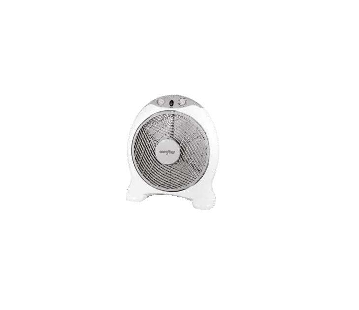 Ανεμιστήρας Box Fan Gruppe FS 300 Comfort (40εκ) με 3 Ταχύτητες είδη θέρμανσης   ψύξης