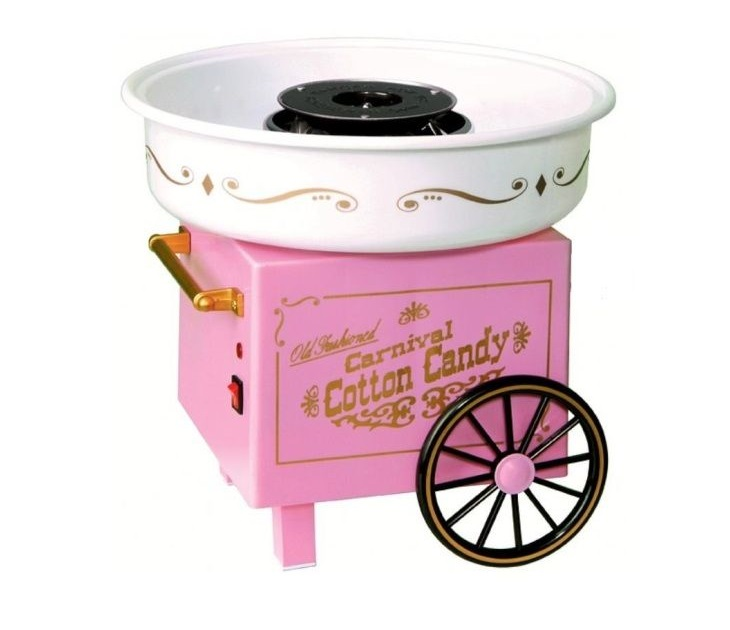 Μηχανή για Μαλλί της Γριάς Carnival (Ροζ) μηχανές για μαλλί της γριάς