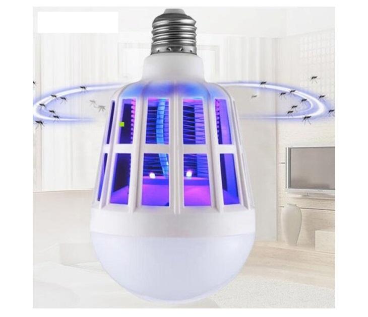 Λάμπα LED 60Watt και Εντομοαπωθητικό 2 σε 1 είδη σπιτιού