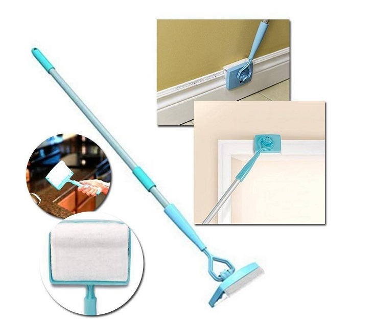 Έξυπνο Σύστημα Καθαρισμού για Δύσκολα Σημεία Buddy Baseboard είδη σπιτιού
