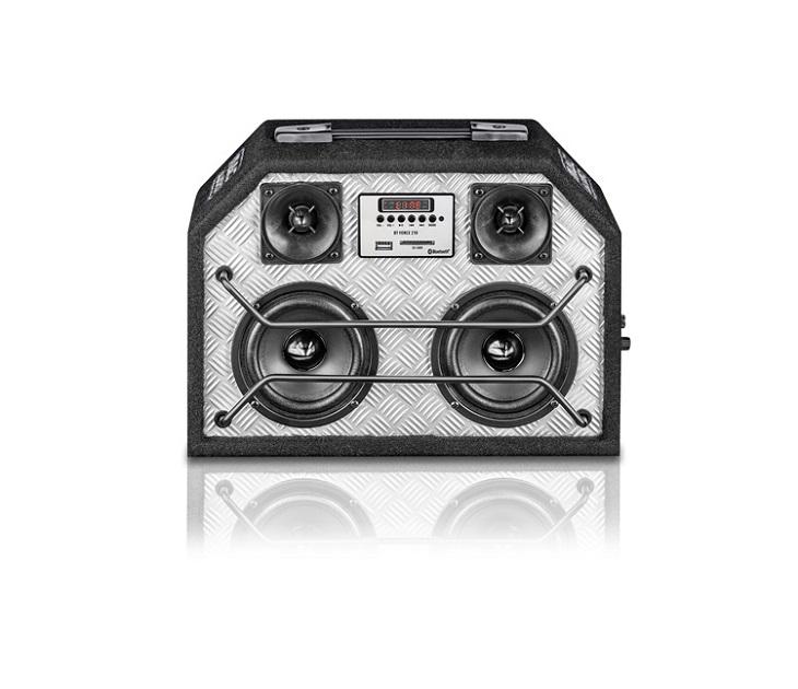 Φορητό Ηχοσύστημα Mac Audio BT Force 210 AUX/SD/MMC/USB ήχος   εικόνα