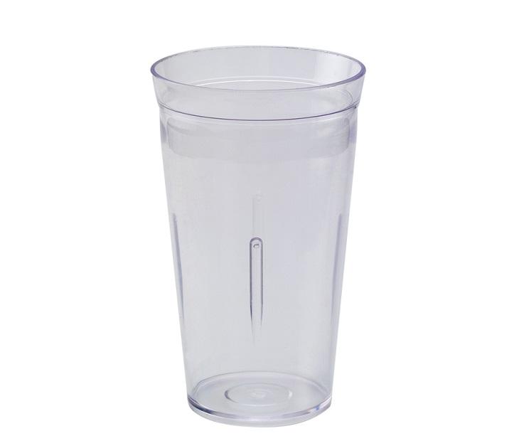 Πλαστικό Ποτήρι Φραπιέρας Artemis 900ml