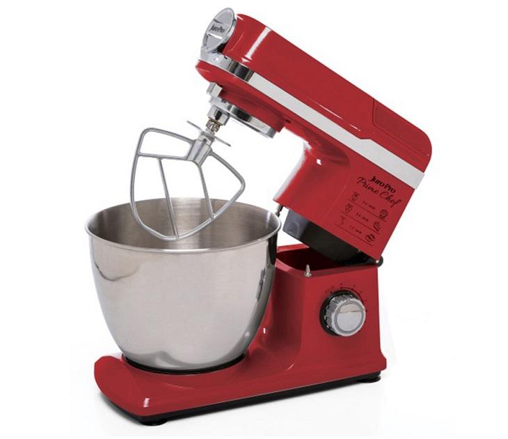 Κουζινομηχανή Juro-Pro Prime Chef (1200W) 5Lt (Κόκκινη)