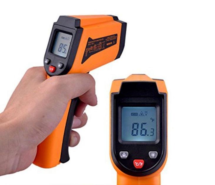 Θερμόμετρο Υπερύθρων Χειρός Lasergrip GM400 gadgets