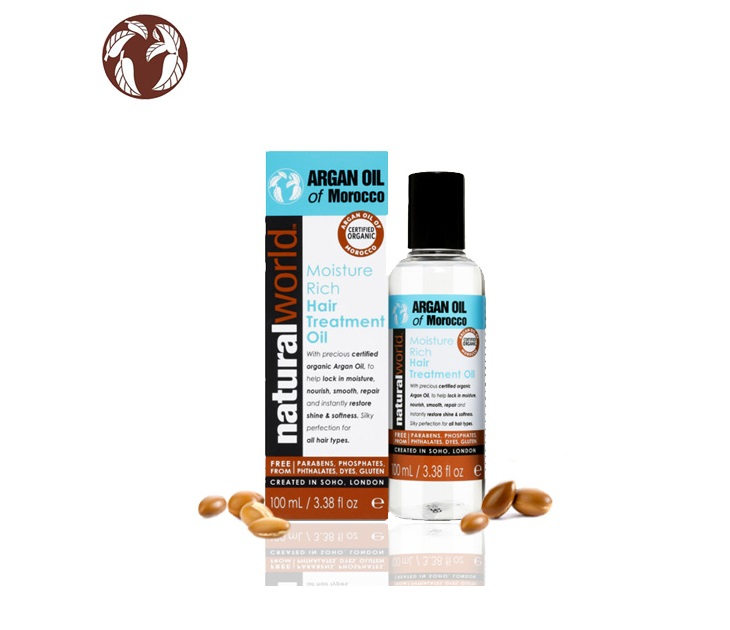 Λάδι Μαλλιών Argan Oil Of Morocco 100 ml προσωπική περιποίηση
