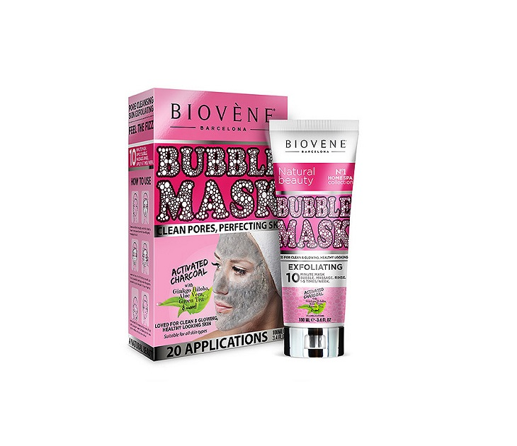 Μάσκα Προσώπου Biovene Bubble Mask BV-BMK 100Ml