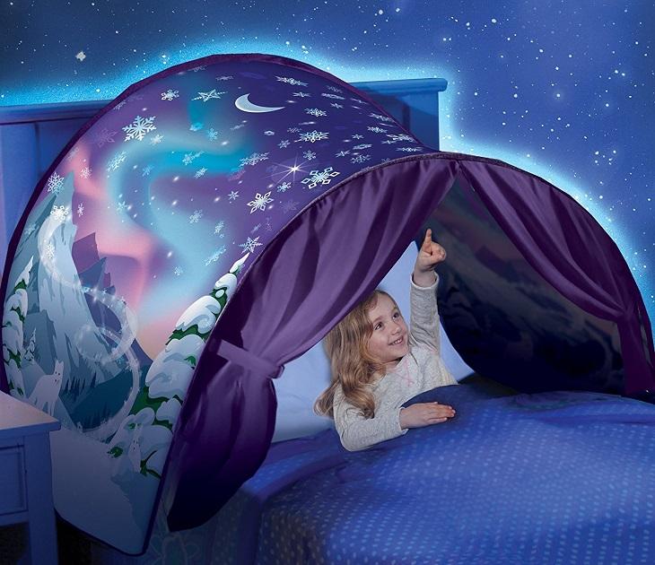 Ουρανός-Σκηνή Pop Up Κρεβατιού για το Παιδικό Δωμάτιο gadgets