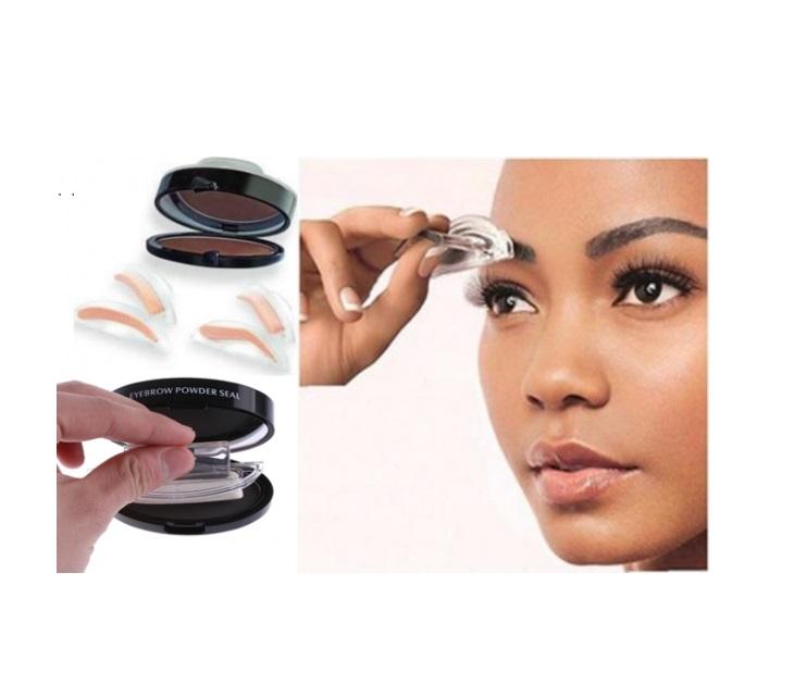 Στάμπες για Σχηματισμό Φρυδιών - 3 Seconds Eyebrow Stamp προσωπική περιποίηση