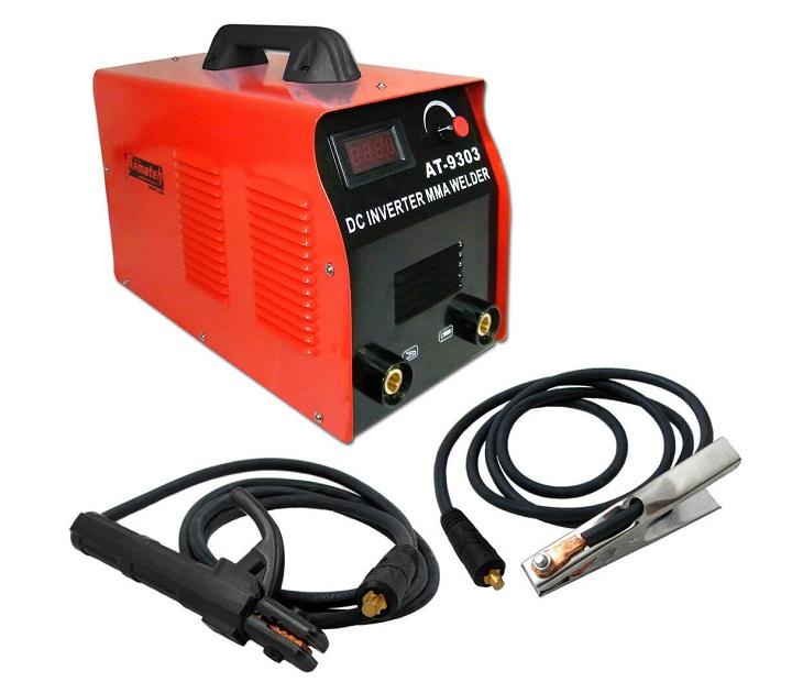 Συσκευή Ηλεκτροκόλλησης Με Οθόνη Inverter MMA IGBT 250A AT-9303