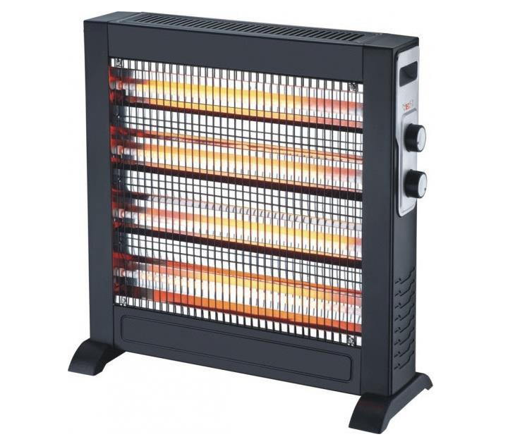 Θερμάστρα Χαλαζία Neotech LX-1602R (2400W) Μαύρη σόμπες