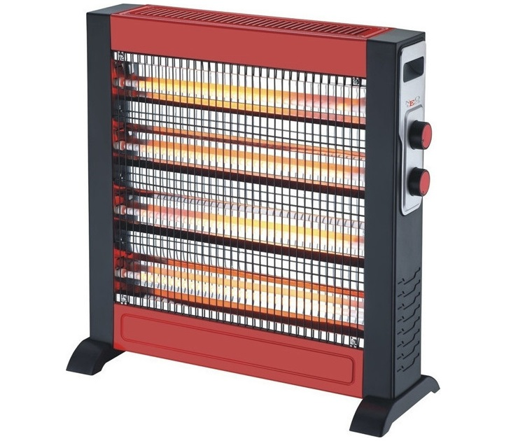Θερμάστρα Χαλαζία Neotech LX-1602R (2400W) Κόκκινη σόμπες