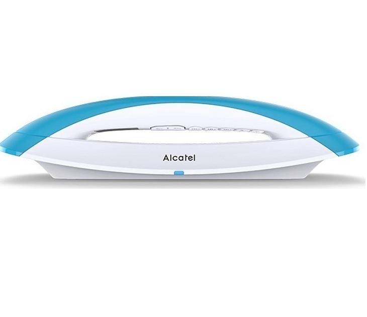 Ασύρματο Τηλέφωνο Alcatel Smile (Μπλε-Άσπρο)