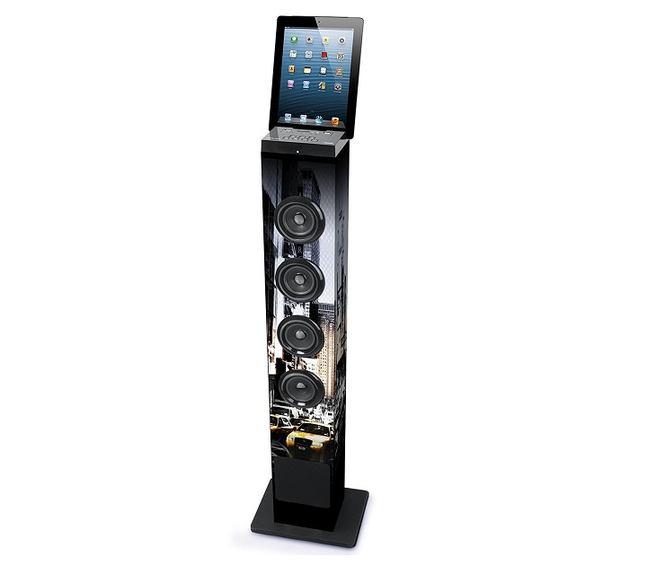 Muse M-1200NY Bluetooth - Ραδιόφωνο Ηχείο Πύργος
