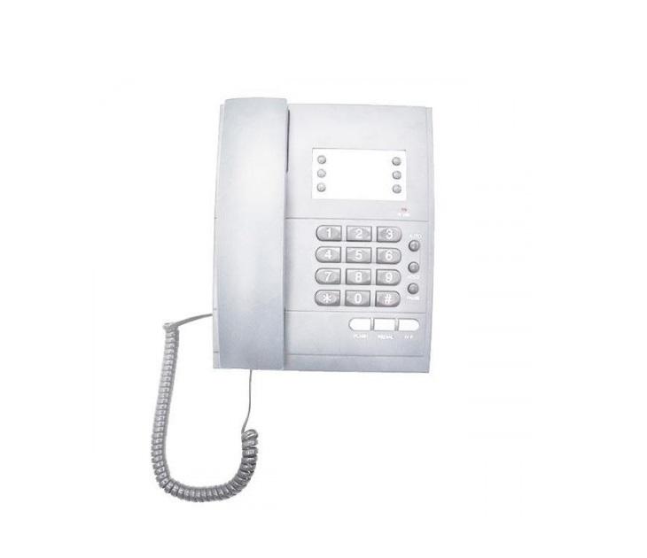 Ενσύρματο Τηλέφωνο Telco ΤΜ-PA148 Λευκό