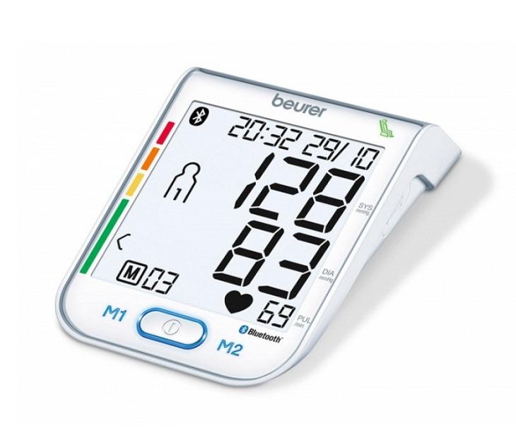Ψηφιακό Πιεσόμετρο Μπράτσου Beurer BM 77 Bluetooth ιατρικά είδη