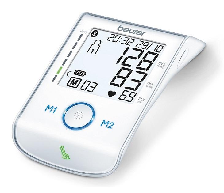 Ψηφιακό Πιεσόμετρο Μπράτσου Beurer BM 85 Bluetooth ιατρικά είδη