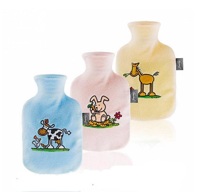 Παιδικές Θερμοφόρα Νερού με κάλυμμα Fleece Fashy θερμοφόρες