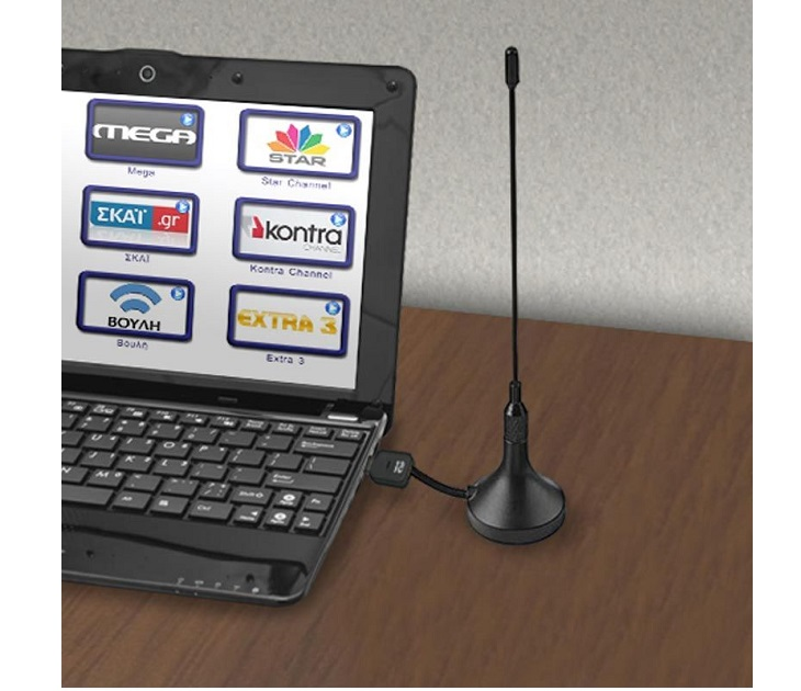 Ψηφιακή Τηλεόραση σε USB Stick για PC/Laptop usb gadgets