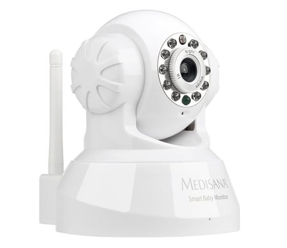 Ασύρματη IP Camera Smart Baby Monitor Medisan
