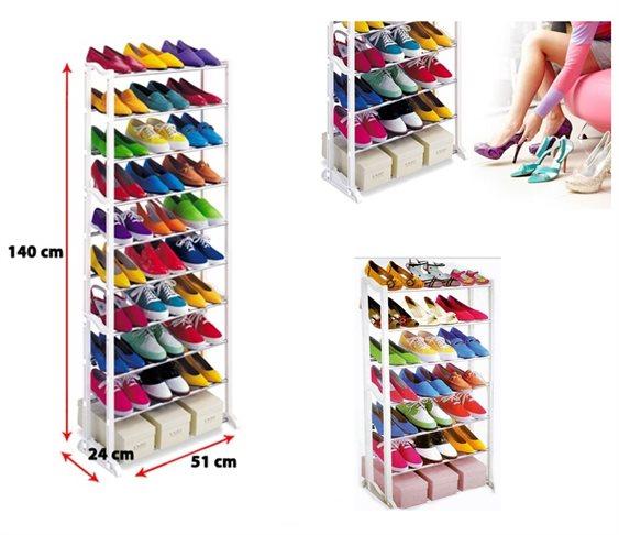 Παπουτσοθήκη - Stand Αποθήκευσης (έως και 30 ζευγάρια) OEM products