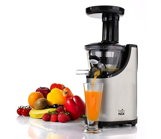 Αποχυμωτής Rohnson R-459 Slow Juicer Fre