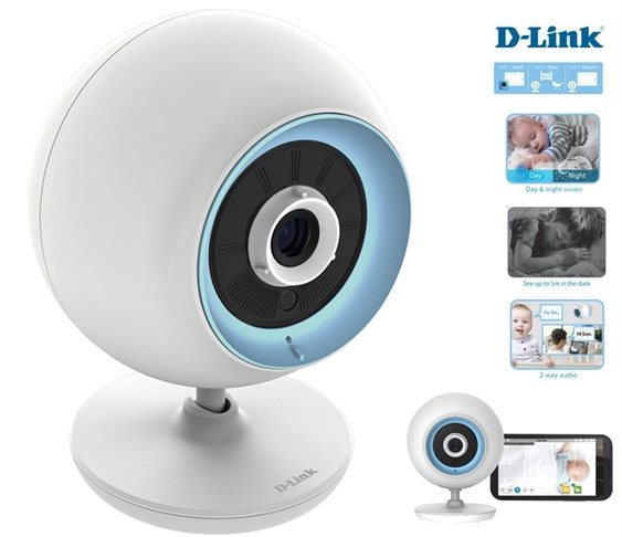 Ασύρματη IP Camera D-Link DCS-820L EyeOn