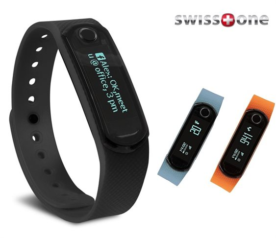 Bluetooth Activity Tracker & Smartwatch