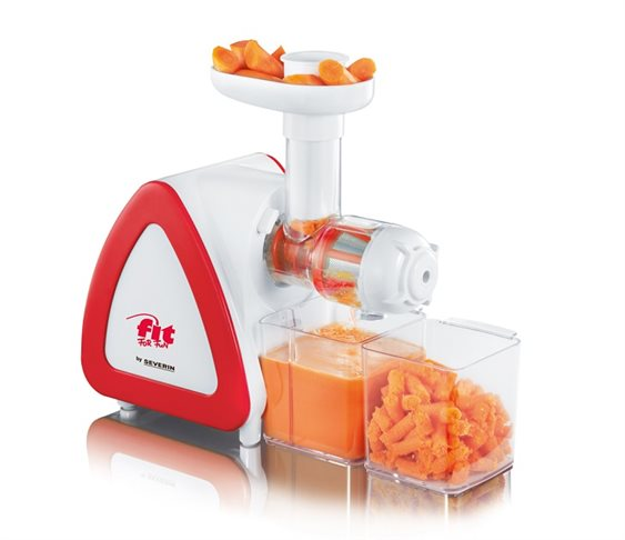 Αποχυμωτής Severin Slow Juicer ES 3568