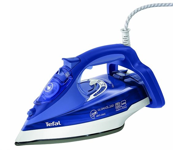Σίδερο Ατμού Tefal Ultimate Anti-Calc FV