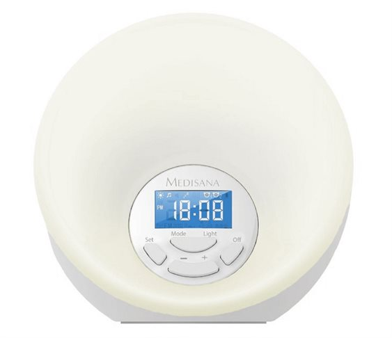 Ξυπνητήρι Medisana WL444 Wake Up Light μ