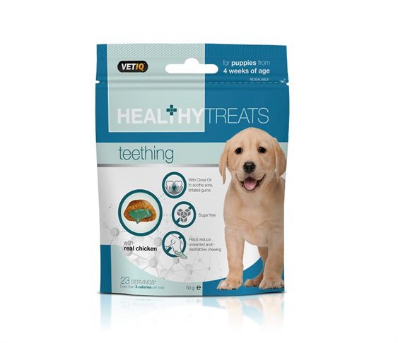 Λιχουδιά M&C Healthy Treats Teething για