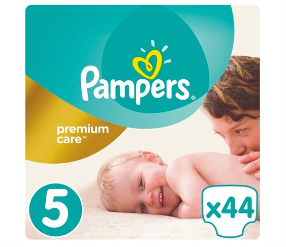 Πάνες Pampers Premium Care No5 (Junior)