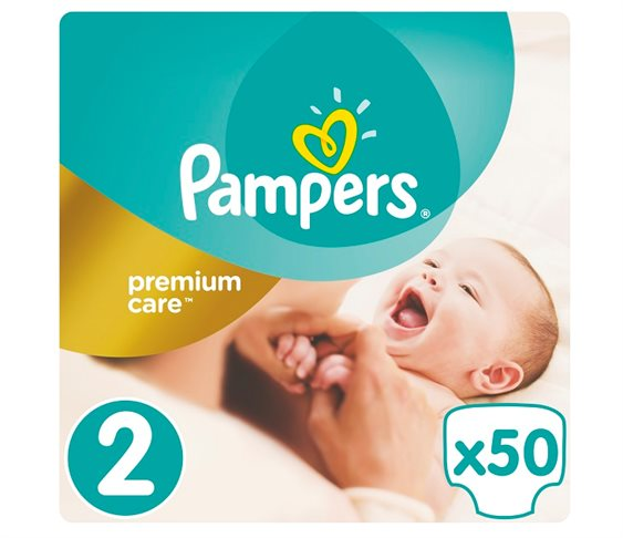 Πάνες Pampers Premium Care No2 (Mini) 3-