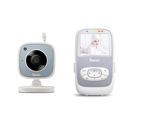 iNanny Baby Monitor με Βίντεο NM288 με Έ