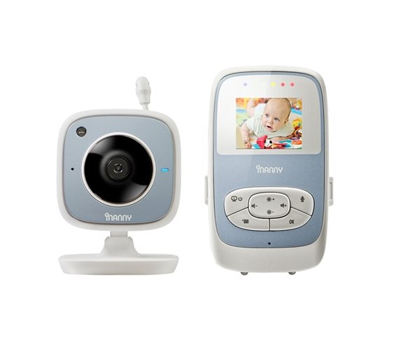 iNanny Baby Monitor με Βίντεο NM108 με Έ