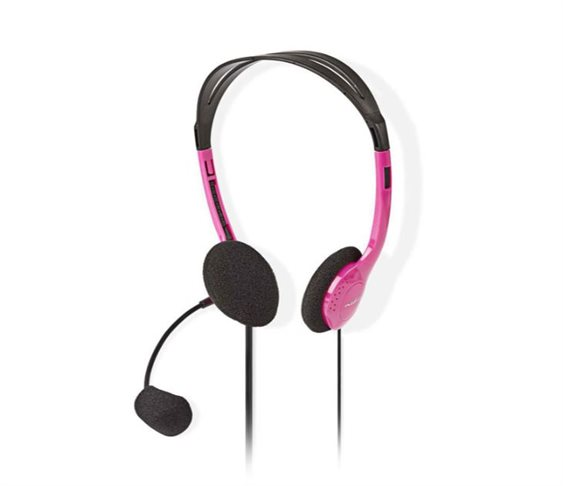 Στερεοφωνικό On-Ear Headset NEDIS CHST10