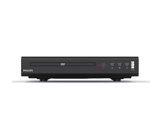 Philips TAEP200/12 DVD Player με USB και