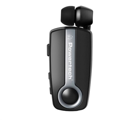 POWERTECH Bluetooth Earphone Klipp PT-73