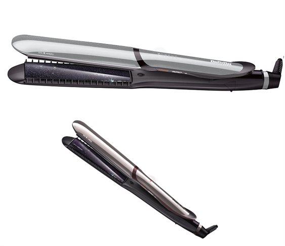 Ισιωτικό Μαλλιών για Στεγνά   Βρεγμένα Μαλλιά ST389E Babyliss 50f409862ee