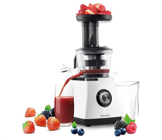 Sencor Slow Juicer Extractor Ssj 4043wh : ?????????? ?? ????????? ??? ?????? ?????