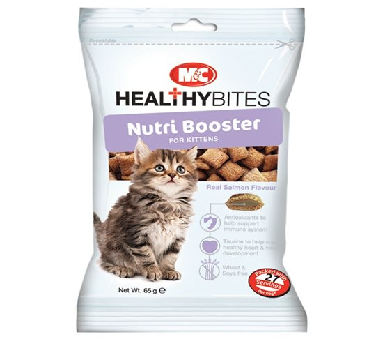 Λιχουδιά M&C Healthy Bites Nutri-Booster