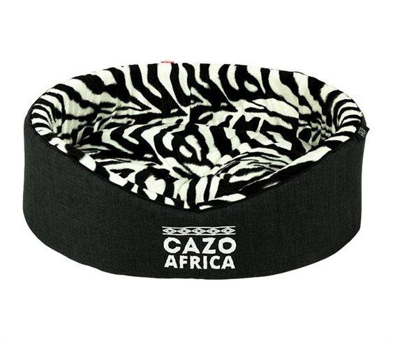 94965ed0b163 Κρεβάτι Σκύλου Cazo Sponge Bed Africa Zebra L1900 B (44x38εκ)