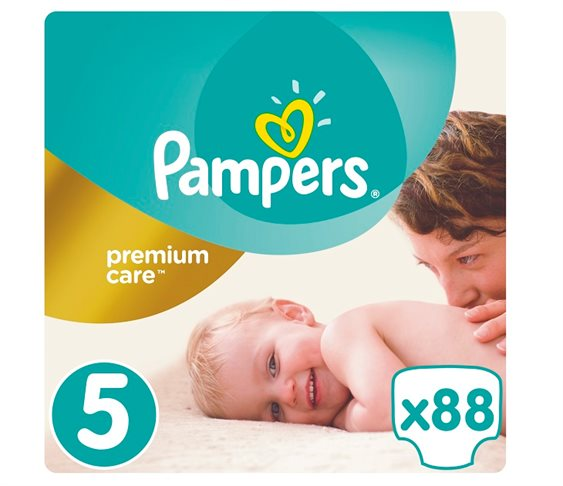 Pampers Premium Care No5 (Junior) 11-18k