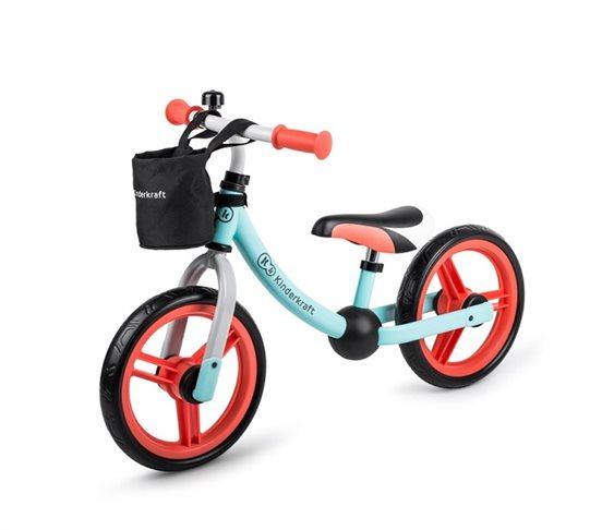ab648de21bd Παιδικό Ποδήλατο Ισορροπίας Με Αξεσουάρ Kinderkraft 2Way Next
