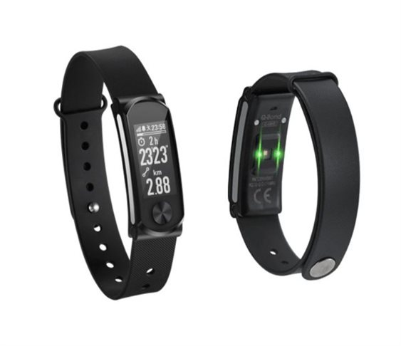 Heart Fitness Band Q-68HR, με Smart Noti